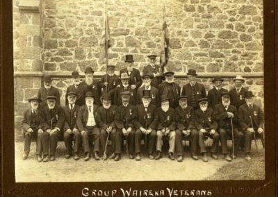 Waireke Veterans