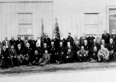 Waireks Veterans 1897